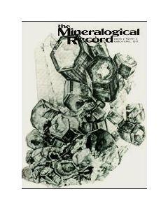 Mineralogical Record Vol. 02, #2 1971