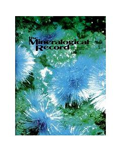 Mineralogical Record Vol. 02, #5 1971