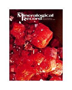Mineralogical Record Vol. 02, #6 1971