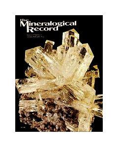 Mineralogical Record Vol. 03, #1 1972