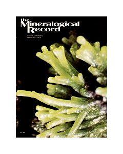 Mineralogical Record Vol. 03, #2 1972