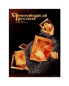 Mineralogical Record Vol. 03, #6 1972