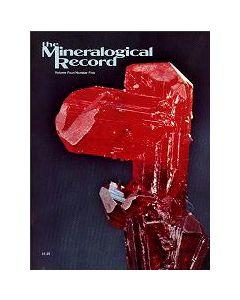 Mineralogical Record Vol. 04, #5 1973