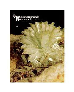 Mineralogical Record Vol. 04, #6 1973