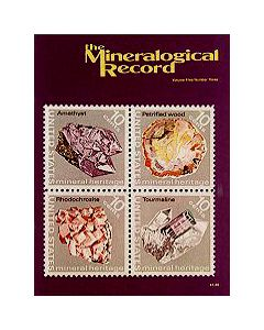 Mineralogical Record Vol. 05, #3 1974