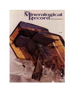 Mineralogical Record Vol. 05, #4 1974