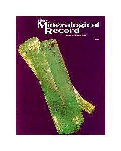 Mineralogical Record Vol. 06, #3 1975