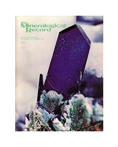 Mineralogical Record Vol. 06, #6 1975