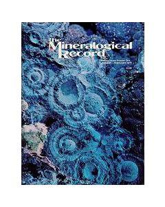 Mineralogical Record Vol. 07, #1 1976