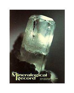 Mineralogical Record Vol. 07, #4 1976